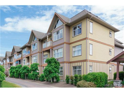 205 1959 Polo Park Crt - CS Saanichton Condo Apartment for sale, 2 Bedrooms (365888) #1