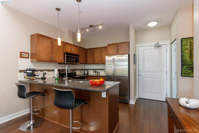 414 844 Goldstream Ave - La Langford Proper Condo Apartment for sale, 1 Bedroom (378758) #9