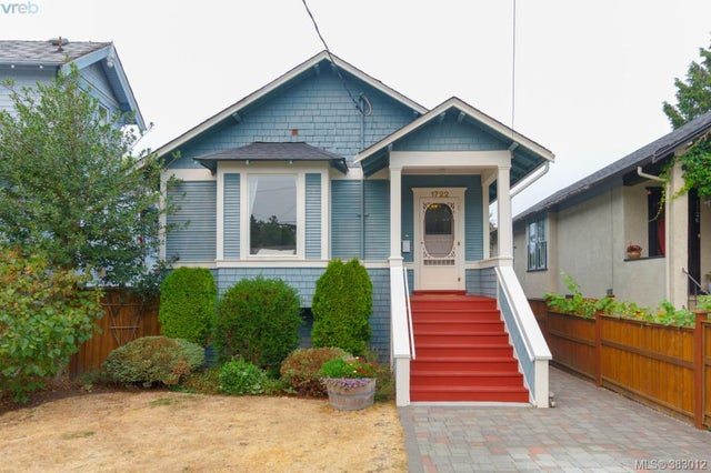 1722 Haultain St - Vi Jubilee Single Family Detached for sale, 2 Bedrooms (383012) #1
