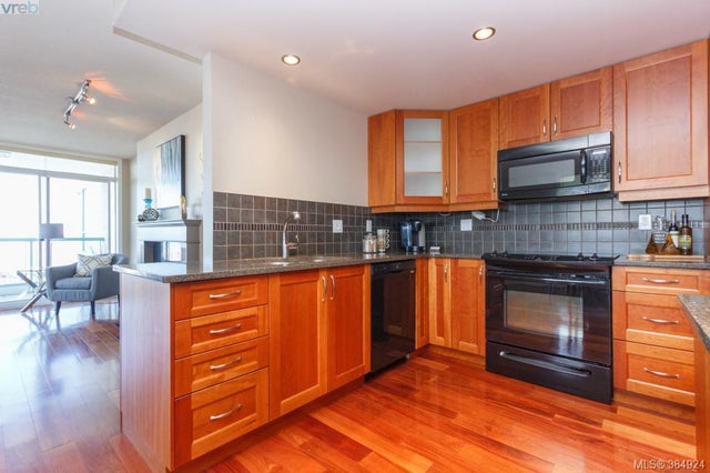 4B 9851 Second St - Si Sidney North-East Condo Apartment for sale, 2 Bedrooms (384924) #8