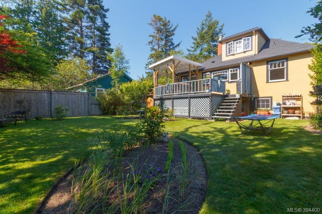 953 Victoria Ave - OB South Oak Bay Single Family Detached for sale, 5 Bedrooms (394400) #20