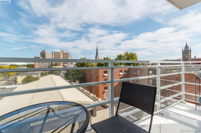 607 834 Johnson St - Vi Downtown Condo Apartment for sale, 1 Bedroom (415203) #16