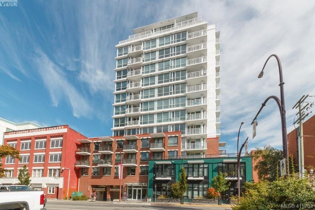 607 834 Johnson St - Vi Downtown Condo Apartment for sale, 1 Bedroom (415203) #1