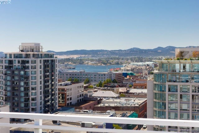 607 834 Johnson St - Vi Downtown Condo Apartment for sale, 1 Bedroom (415203) #22
