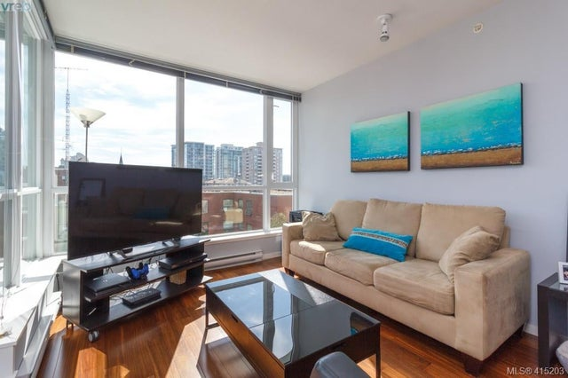 607 834 Johnson St - Vi Downtown Condo Apartment for sale, 1 Bedroom (415203) #3