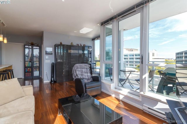 607 834 Johnson St - Vi Downtown Condo Apartment for sale, 1 Bedroom (415203) #4