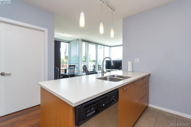 607 834 Johnson St - Vi Downtown Condo Apartment for sale, 1 Bedroom (415203) #9