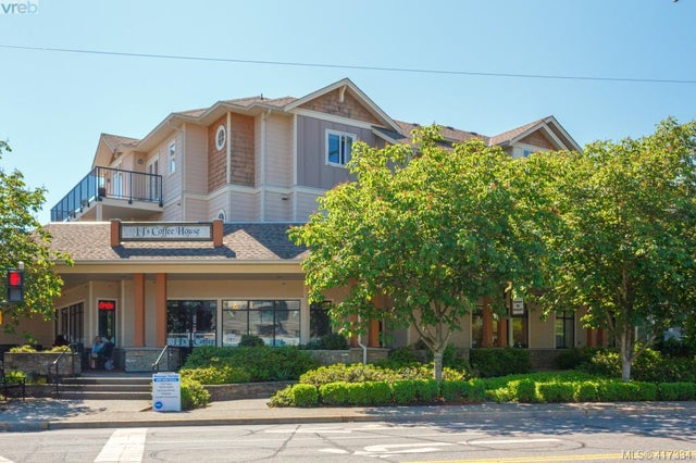 107 7088 West Saanich Rd - CS Brentwood Bay Townhouse for sale, 2 Bedrooms (417334) #1