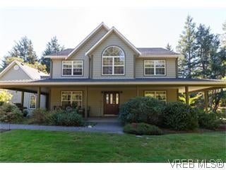 3920 Hi-Mount Drive - Me Metchosin Single Family Detached for sale(370118) #1